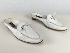 Paul Green Damen Slip-On Damen Slipper Leder Clogs Damenschuhe Gr 40