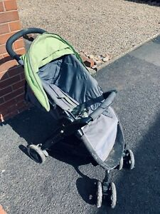 GRACO PUSHCHAIR GOOD CONDITION CHEAP ON EBAY UP TO 15kg Or 4 Years