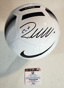 Cristiano Ronaldo Signed Autographed Soccer Ball with COA - Juventus F.C.