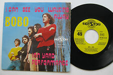 "7"" Inn Yard Performance ‎– Bobo / I Can See You Walking Away - VG++ Kerston"