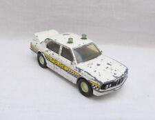 Vintage Matchbox Super Kings K-142 BMW 5 Series Police Car - Made In Macau