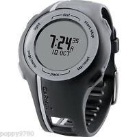 New Garmin Forerunner 110 U Sport Watch - Fitness Track / Running Monitor Black