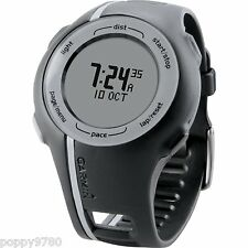 New Garmin Forerunner 110 U Sport Watch - Fitness Track / Running Monitor Black