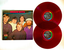 The Beach Boys Deluxe Double Japan Only Edition Red Wax Vinyl 2Lp Cp-9346/7