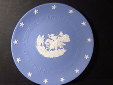 Wedgwood American  Independence PAUL REVERE'S RIDE Plate Mint In Orig Box