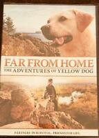 FAR FROM HOME: The Adventures of Yellow Dog BRAND NEW DVD