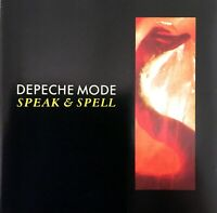 FRENCH CD ALBUM DEPECHE MODE SPEAK & SPELL +5 BONUS EDITION RARE COMME NEUF