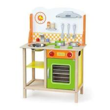 Viga Children's/Kids Fantastic Kitchen w/ Accessories (FREE DELIVERY)