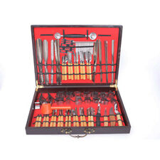 80Pcs Kitchen Fruit Vegetable Carving Chisel Tool Set Kitchen Gift Artware Knife