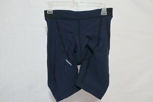 Louis Garneau Fit Sensor 3 Shorts Men's XXL Dark Night Retail $79.99