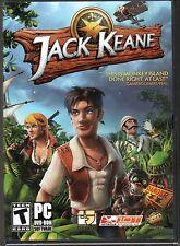 JACK KEANE PC Game DVD-ROM  Adventure MINT