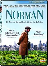NORMAN THE MODERATE RISE & TRAGIC FALL OF A NEW YORK FIXER GERE NEW WS + TRACKNG