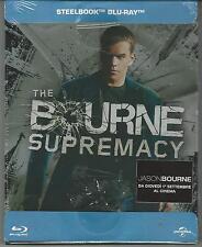 BLU RAY : THE BOURNE SUPREMACY EDIZIONE. STEELBOOK NUOVO SIGILLATO
