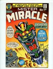 Mister Miracle #1 (1971) 1st Appearance Jack Kirby FN 6.0