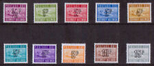 Elizabeth II (1952-Now) F (Fine) Channel Islander Regional Stamp Issues