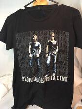 Florida Georgia Line 2013 Tour Shirt Size Small Black Perfect