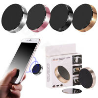 Amazing 360 Magnetic Car Phone Holder Phone Mount 360 For iPHONE 6 7 8 9 X Plus