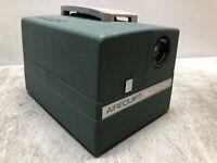 Vintage Airequipt Superba 33A 2X2 Slide Projector COOL ANTIQUE DECOR PROP *RARE*