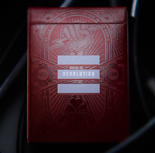 Revolution Playing Cards Deck