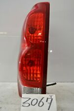 02 03 04 05 Chevrolet Avalanche DRIVER Side Tail Light Used Rear Lamp #3067-T