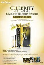 Korea Mask House CELEBRITY Bee-Tox Elite Eye Serum One Box 3 pcs #hfcfs