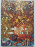 BARBARA HARGREAVES.HANDBOOK OF COUNTRY CRAFTS.1ST S/B 1973 AA,ILLUSTRATED