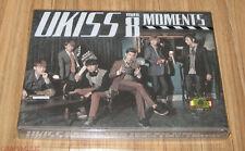 UKISS U-Kiss Moments 8TH MINI ALBUM K-POP CD + 30 PHOTO SET SEALED