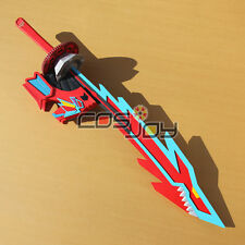 "Cosjoy 41"" Samurai Shark Sword PVC Replica Cosplay Prop -1045"
