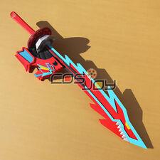 "Cosjoy 41"" Samurai Shark Sword PVC Replica Cosplay Prop -1045"
