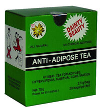 SANYE Anti-adipose Green Tea Weight Loss Detoxifying & Laxative Effect 30 Bags