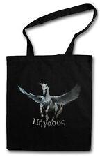 PEGASUS I TASCHE STOFFTASCHE Flying Pegasi Pferd Horse Greek Mythology