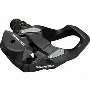 SPD-SL Pedal Shimano PD-RS500 Black Road Bike Pedals