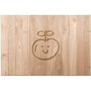 'Happy Apple' Sofa Tray / Serving Table (SF00006737)