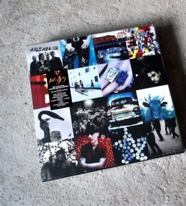 U2 - ACHTUNG BABY ; Super Deluxe Edition 6-CD + 4-DVD Box Set ; New Sealed ,d/by