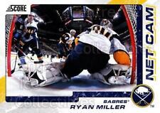 2011-12 Score Net Cam #9 Ryan Miller
