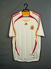 Spain Jersey 2006 2007 Away XL Shirt Adidas Football Soccer ig93