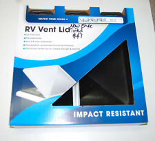 """NEW CAMCO TINTED Caravan Camper Hatch lid replacement Jensen New Style 14""""x14"""""""