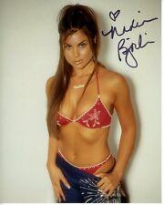 NADIA BJORLIN signed autographed photo