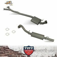 "VZ V6 Holden Crewman & One Tonner Pex 2.5"" Catback Sports Exhaust Cat Back New"