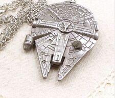 Pendentif Star Wars Faucon Millenium