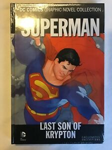 Superman - Last Son of Krypton - D.C. Comics Graphic Novel Collection Vol 3
