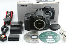 Canon EOS 7D 18.0 MP Digital SLR Camera - Black (Body Only) [Very Good] (88-D57)