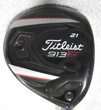 Titleist 913F 7/21* Wood w/Bassara 55Hi Ladies Graphite Shaft