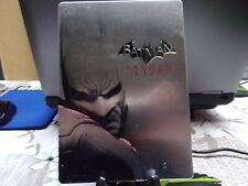 XBOX 360 - STEELBOOK BATMAN ARKHAM CITY + NOTICE
