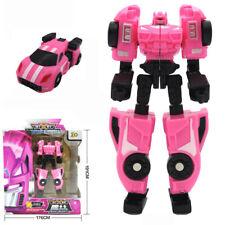 4Pcs MiniForce Bolt Max Semi Lucy Action Figure mini force Gift Toy Transform