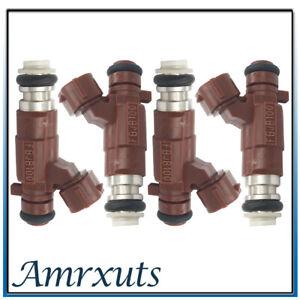 4Pcs Fuel Injectors For Nissan Sentra 1.8L 2000 2001 2002 2003 FBJB100 4G2180