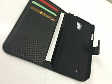 Samsung Galaxy S4 i9500,i9505 Fitted Leather Flip Case - Diary Style with slots.