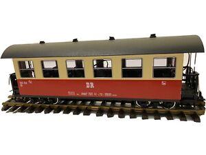 LGB 3073 DR Personenwagen ,  mit Metallräder In OVP