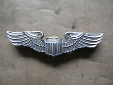 """U.S. Army Air Corps Pilot Wings WWII (small) """"Belfour"""""""