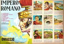 Album Figurine L'Impero Romano Ed.Imperia 1963 in Pdf